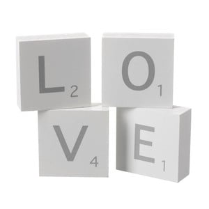 Dekoracja Heaven Sends Love Blocks