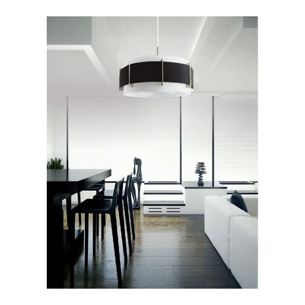 Lampa wisząca Lux, czarna