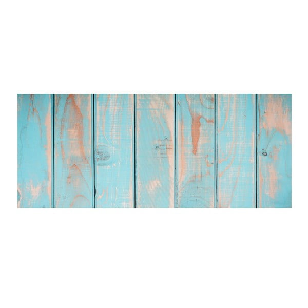 Winylowy dywan Cocina Tablas Turquesa, 50x140 cm