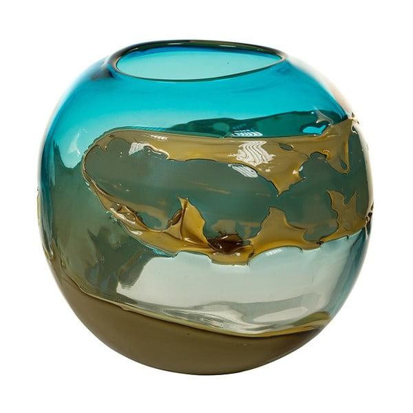 Wazon kryształowy Santiago Pons Andon, wys. 23 cm