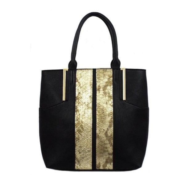 Torebka Leila Eve Shopper Gold