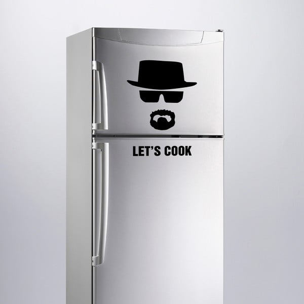 Naklejka MaDéco Let's Cook