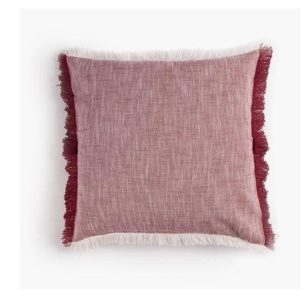 Poszewka na poduszkę Bali Rojo, 45x45 cm