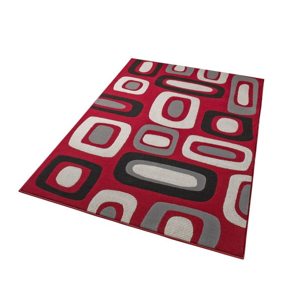 Dywan Hanse Home Hamla Willy Red, 80 x 150 cm