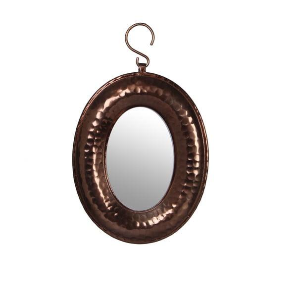 Lustro Laura Bronze, 22x17 cm