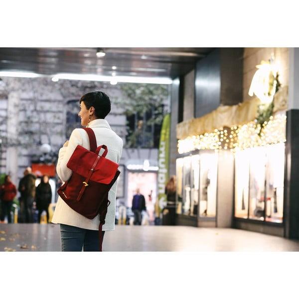 Czerwony plecak Natwee