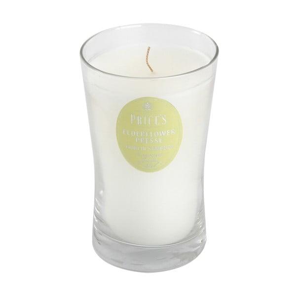 Świeczka zapachowa Prices, kwiat bzu, 70 godz.