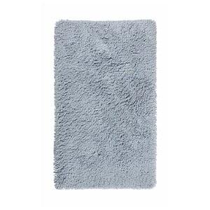 Szaroniebieski dywanik łazienkowy Aquanova Mezzo, 70x120 cm