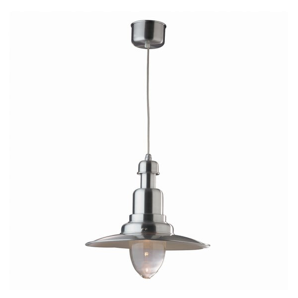 Lampa wisząca Crido Industry Alu, 40 cm