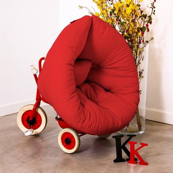 Fotel dziecięcy Karup Baby Nest Red