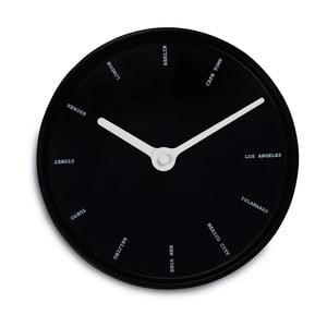 Zegar naścienny World Time