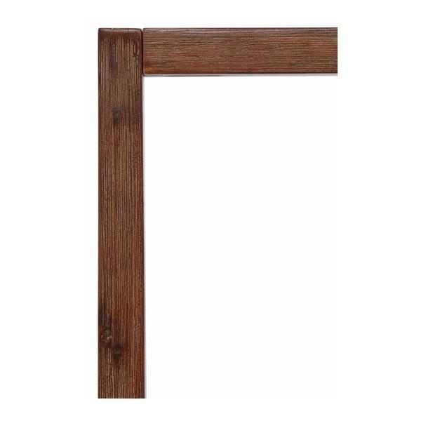 Regał z litego drewna akacjowego Støraa Cubic