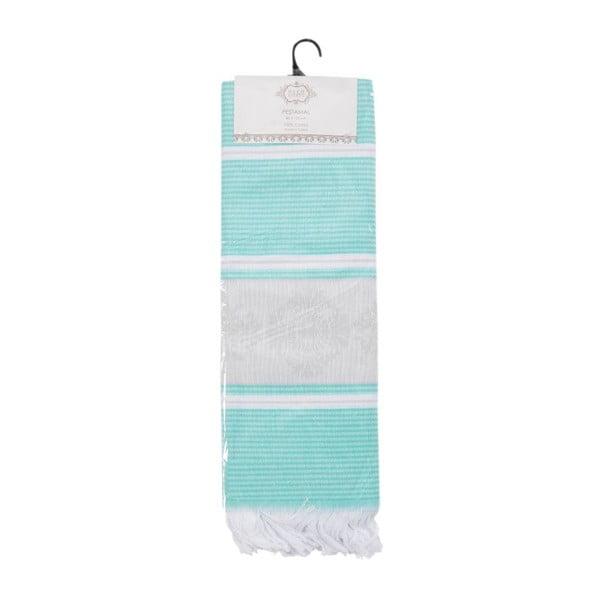 Ręcznik hammam Loincloth Mint, 80x170 cm