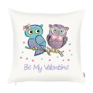 Poszewka na poduszkę Apolena Owls, 43x43 cm