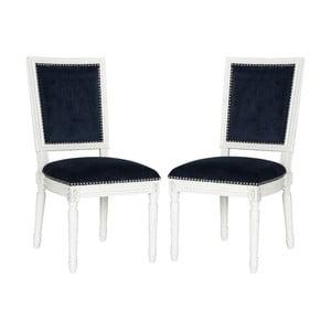 Komplet 2 krzeseł Navys