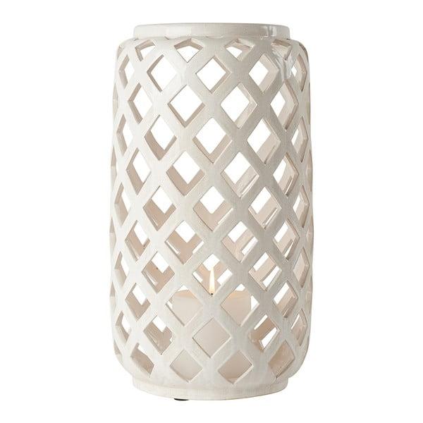 Ceramiczny lampion Braid