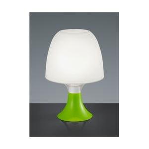 Lampka stołowa Akki, zielona