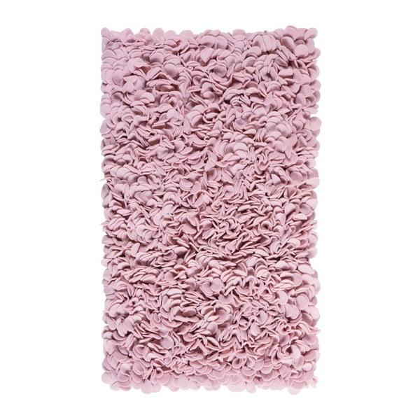 Dywanik łazienkowy Sepp Blush, 60x100 cm