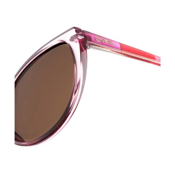 Dziecięce okulary przeciwsłoneczne Guess 212 Purplish