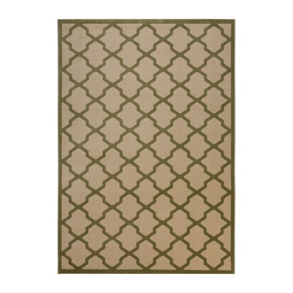 Dywan Galata 39016A Cream/Green, 120x170 cm