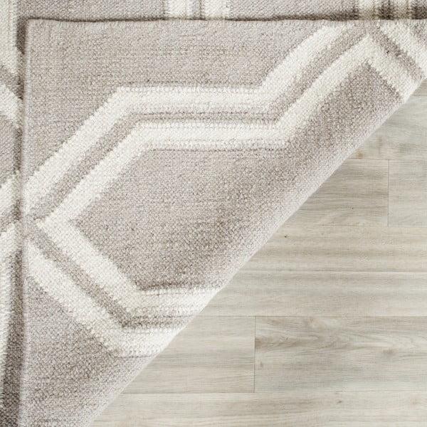 Dywan wełniany Aklim, 121x182 cm