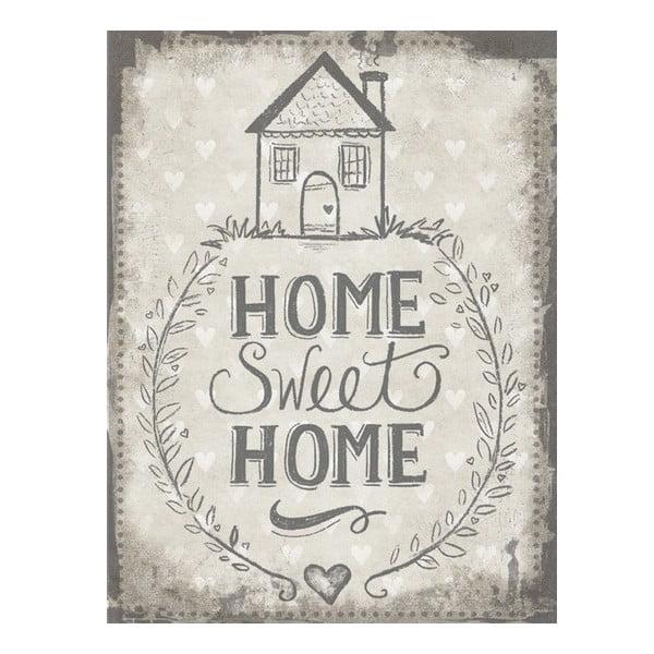 Obraz Home Sweet Home, 40x30 cm