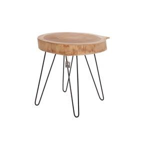 Drewniany stolik Rolf