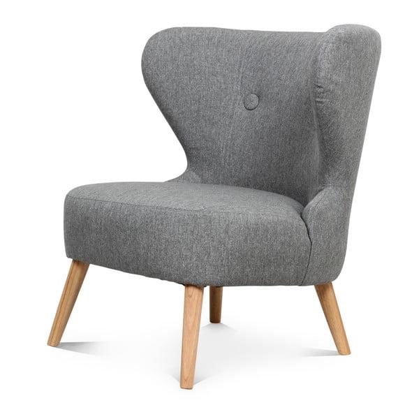 Fotel Jazz Chine Gris