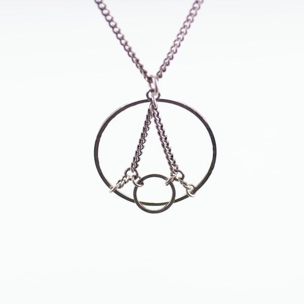 Naszyjnik Eiffel Chain Silver