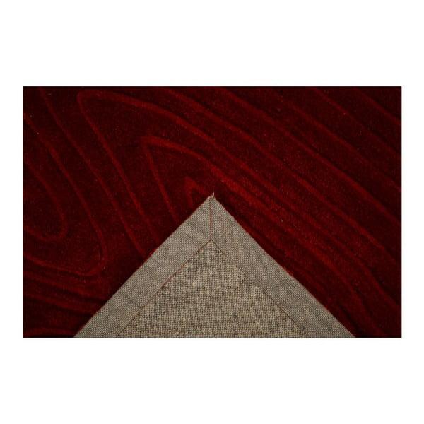 Dywan Zen Red, 70x140 cm