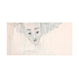 Plakat autorski: Léna Brauner lis.lena, 32x60 cm