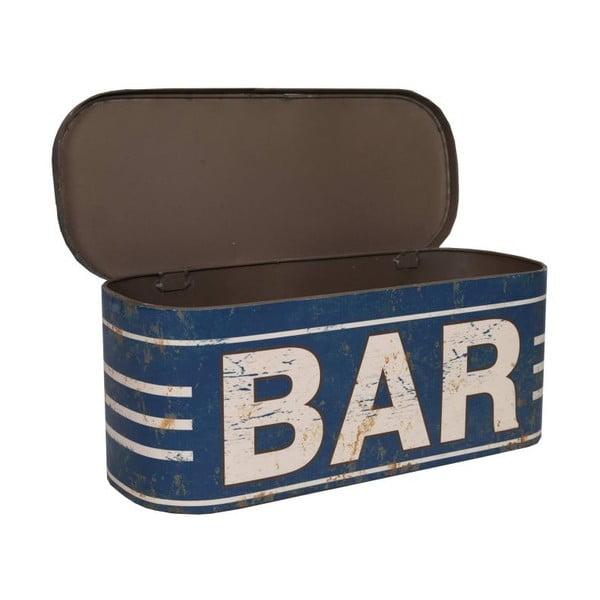 Blaszane pudełko Bar