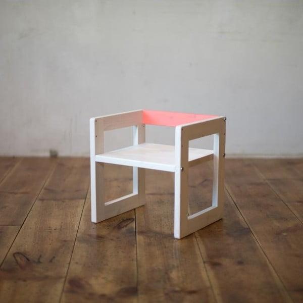 Krzesło dziecięce Just Red