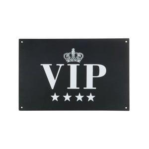 Plakietka ścienna VIP, 26x17 cm