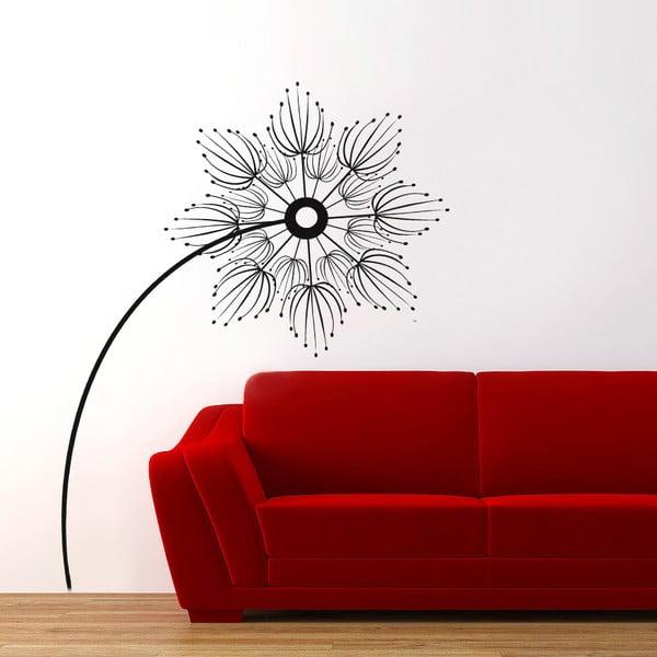 Naklejka ścienna Abstrakcyjny kwiat, 70x50 cm