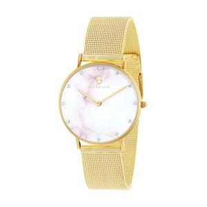 Złoty zegarek damski Black Oak Marble