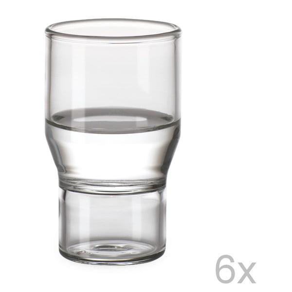 Zestaw 6 szklanek Universal