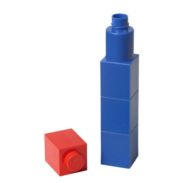 Butelka Lego Drink, niebieska