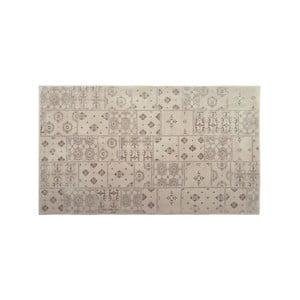 Dywan Mosaic 80x300 cm, beżowy