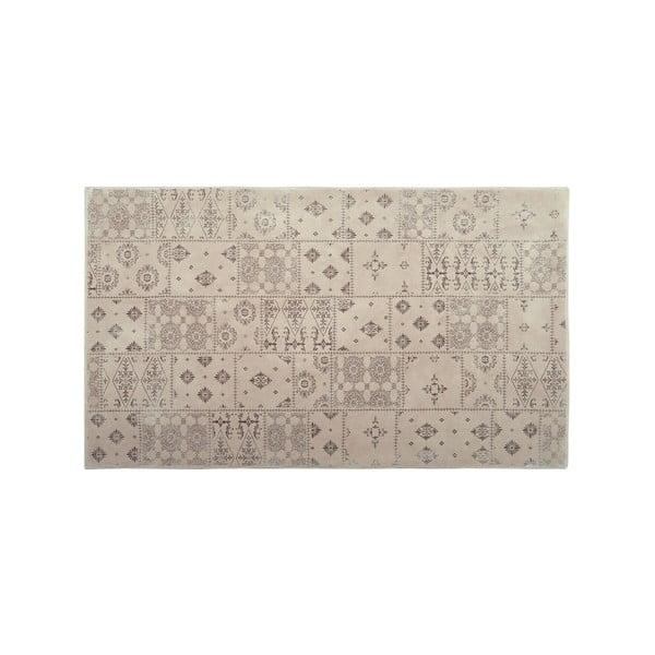 Dywan Mosaic 80x150 cm, beżowy