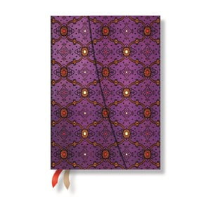 Organizer 2015 French Ornate Violet 13x8 cm