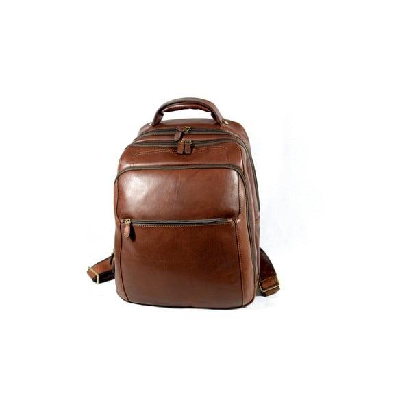 Skórzany plecak Santo Croce 108629 Dark Brown