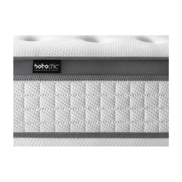 Łóżko 2-osobowe z materacem Bobochic Paris Doucelur, 80x200 cm + 80x200 cm