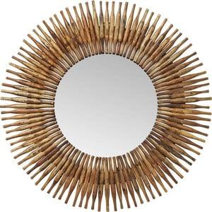 Lustro Kare Design Spiegel Sunlight, ø 120cm