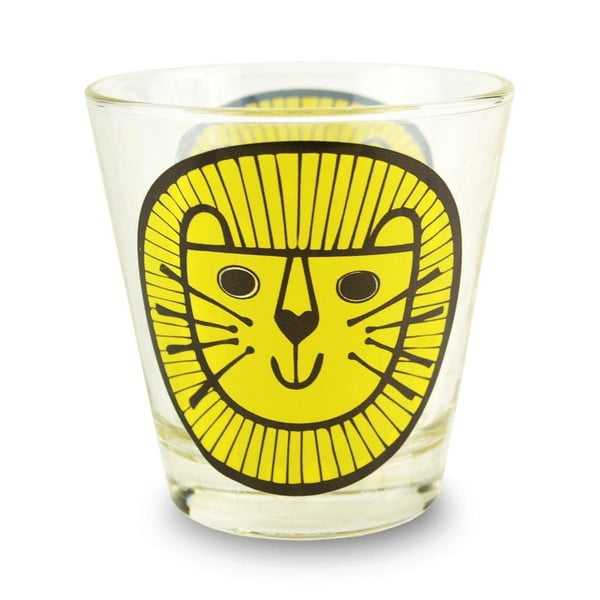 Szklanka MAKE International Lion, 250 ml