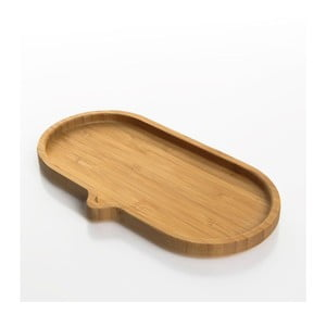 Bambusowa taca Locco Oval