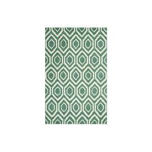 Wełniany dywan Essex 152x243 cm, zielony