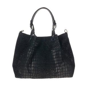 Czarna torebka skórzana Giulia Bags Ollie