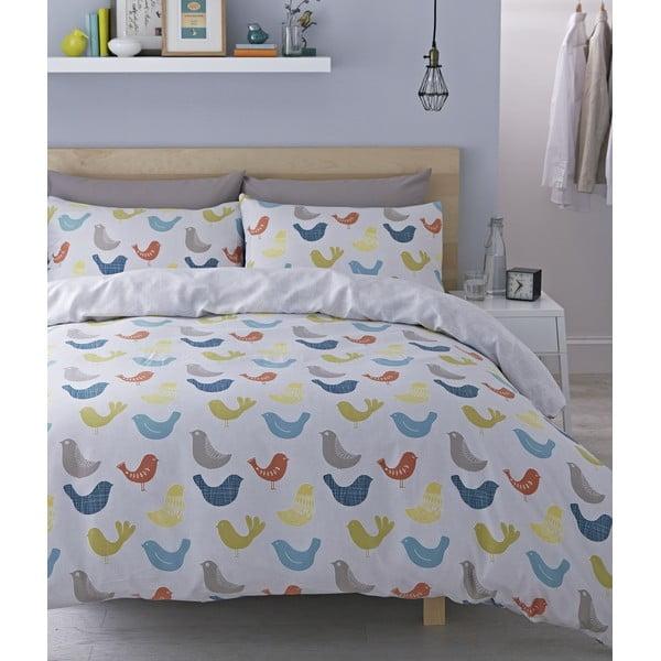 Pościel Skandi Birds, 135x200 cm