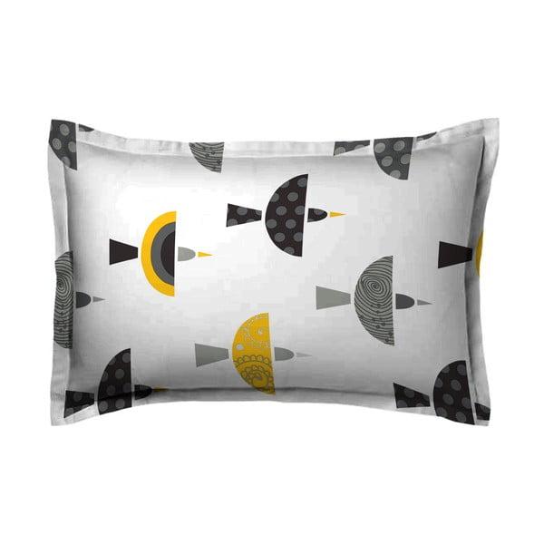 Poszewka na poduszkę Bertel Grey, 50x70 cm